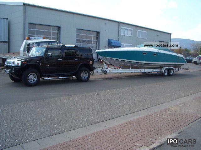2005 Hummer  H2-air suspension - air brakes - 2 APC Off-road Vehicle/Pickup Truck Used vehicle photo