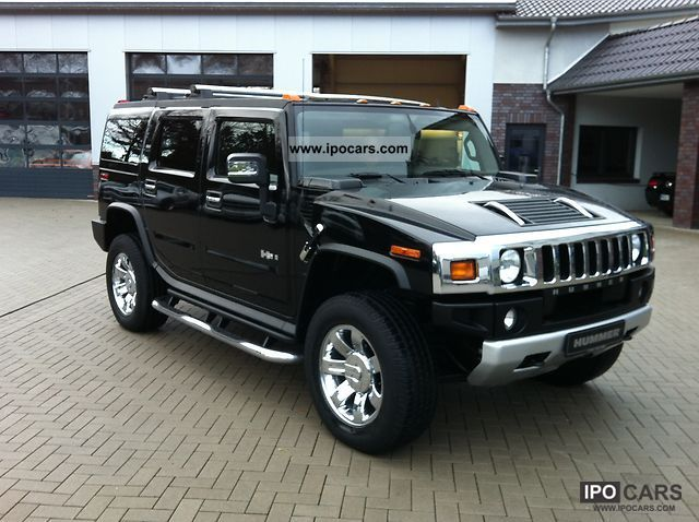 black hummer h2 cars - photo #38