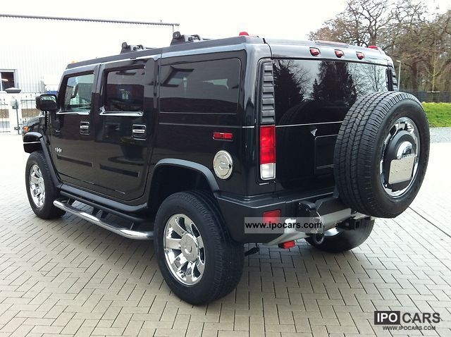 black hummer h2 cars - photo #10