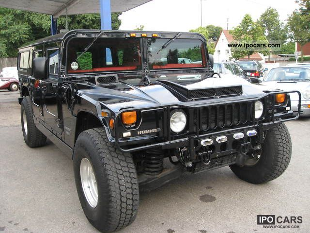 Hummer Vehicles With Pictures (Page 3)