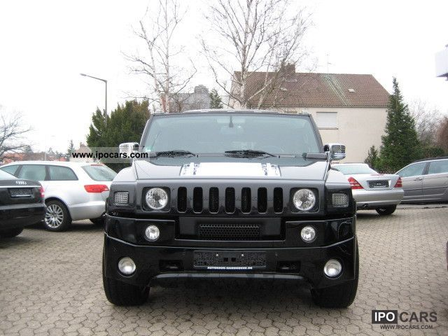 Hummer  EXCLUSIVE COMPRESSOR + +570 + hp FULL OPTION 2007 Liquefied Petroleum Gas Cars (LPG, GPL, propane) photo
