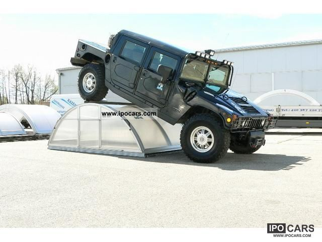 2001 Hummer  H1 6.5 turbo diesel TopStand Other Used vehicle photo