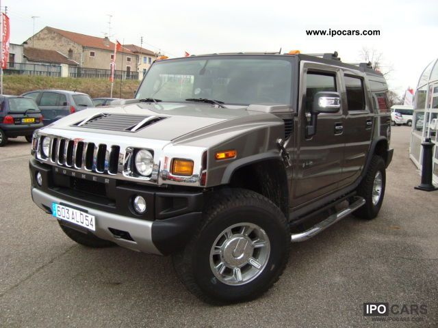 2011 Hummer H2 Luxury Car Photo And Specs