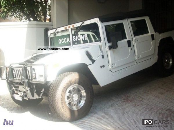 2003 Hummer  H1 Open Top 6.5 TDS AUTOMATICA Limousine Used vehicle photo
