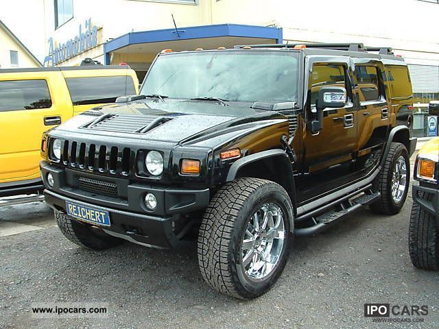2006 Hummer  H2 INCL. 22 \ Off-road Vehicle/Pickup Truck Used vehicle photo
