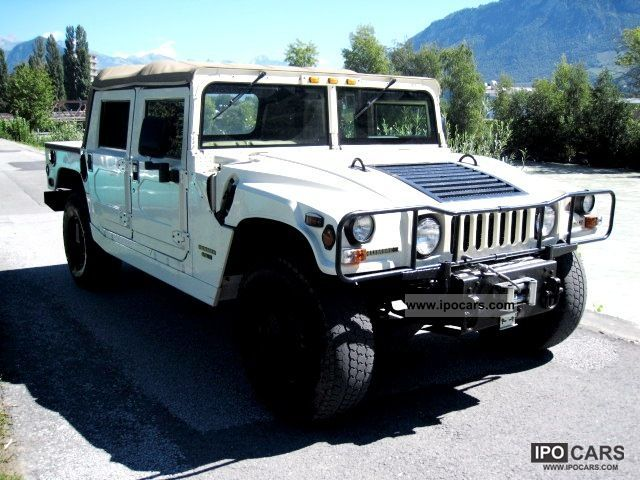1998 Hummer  H1 Off-road Vehicle/Pickup Truck Used vehicle photo