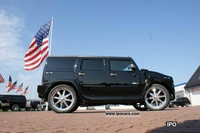 2011 Hummer H2 586PS 6.2L COMPRESSOR + LPG-220L/TV/NAVI ...