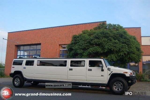 Hummer  H2 Stretch-Limousine/H200/Autogas 2007 Liquefied Petroleum Gas Cars (LPG, GPL, propane) photo