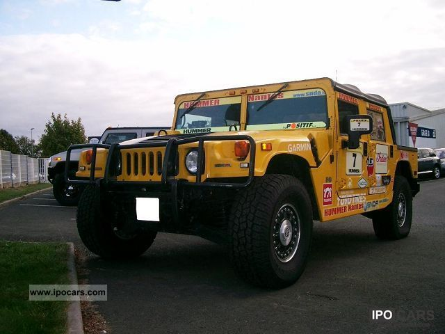 2006 Hummer  H1 V8 6.5 D ALPHA OPEN A TOP Off-road Vehicle/Pickup Truck Used vehicle photo