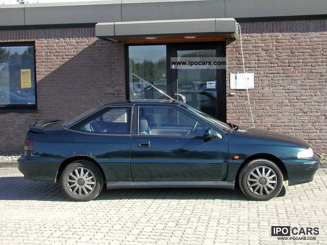 1995 Hyundai  S-Coupe 1.5 * Power Steering * Sports car/Coupe Used vehicle photo