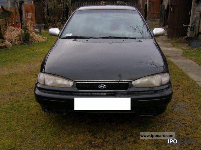 1995 Hyundai  Elantra I Other Used vehicle photo