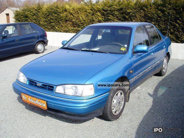 1993 Hyundai  Lantra 1.5i GLS Limousine Used vehicle photo