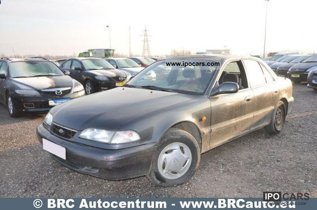 1994 Hyundai  Sonata 2.0i Limousine Used vehicle photo