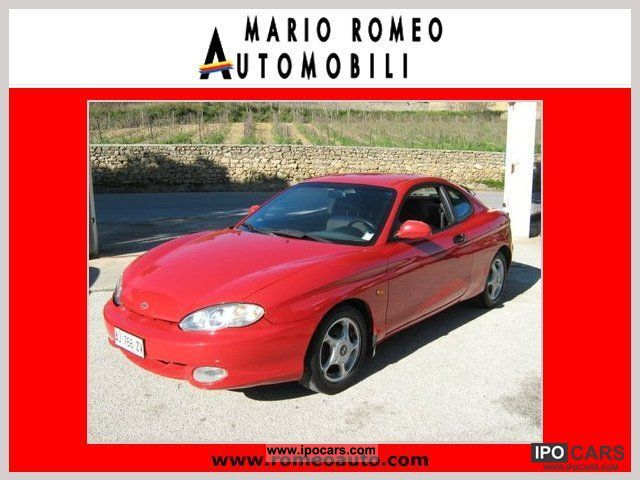1997 Hyundai  Coupe 1.6 FX Sports car/Coupe Used vehicle photo