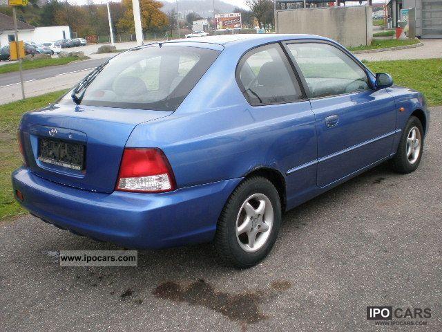 ... 2000 Hyundai Accent 1.3i, Aluminum, Power, Euro3 Limousine Used Vehicle  Photo ...