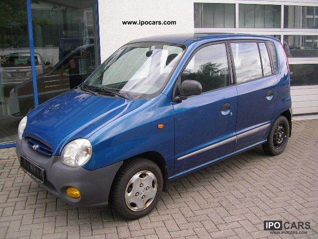 1998 Hyundai  Atos Small Car Used vehicle (business photo