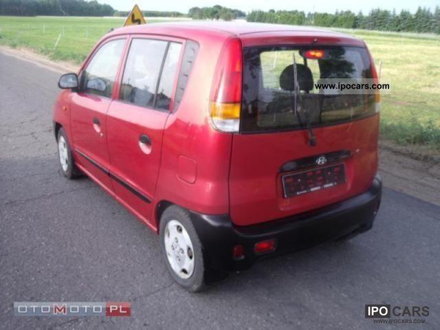 2000 Hyundai  Atos Small Car Used vehicle photo