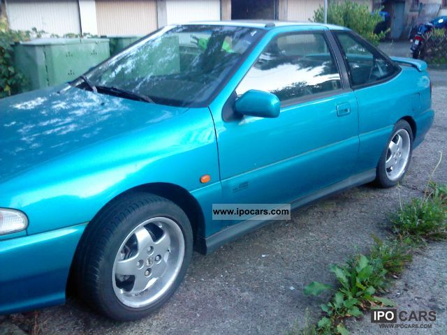 1995 Hyundai  S-Coupe (i) 1.5 LS, incl.1Jahr Intec warranty Sports car/Coupe Used vehicle photo