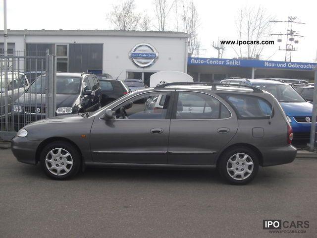 2000 Hyundai  Lantra 1.6i GLS air! Limousine Used vehicle photo