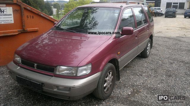1999 Hyundai  Santamo Van / Minibus Used vehicle photo