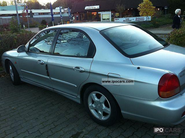 1999 Hyundai Sonata GLS 20i 16V