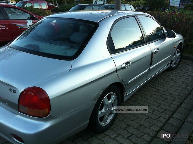 1999 Hyundai Sonata Gls 2 0i 16v Car Photo And Specs