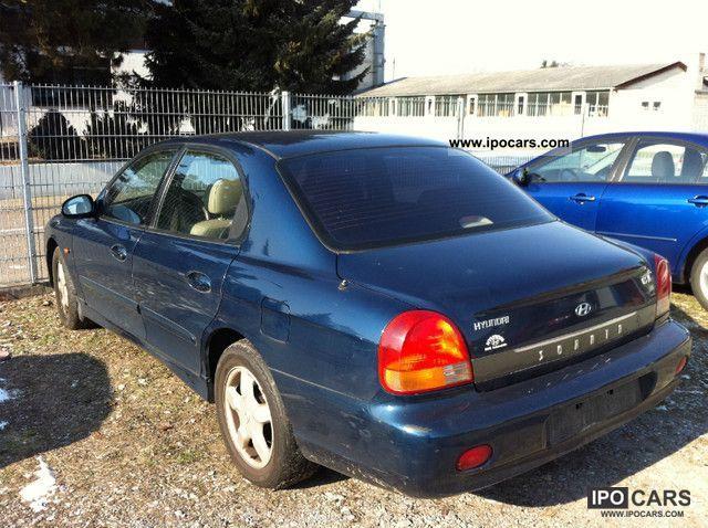 2000 Hyundai  Sonata 2.5i V6 GLS Automatic climate leather Limousine Used vehicle photo