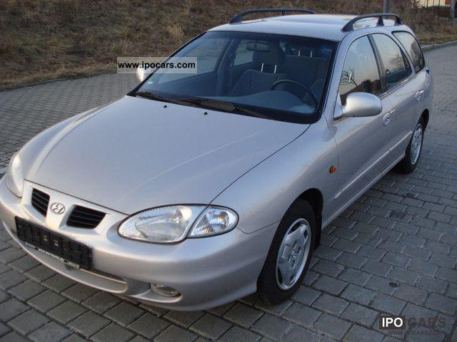 2000 Hyundai  Lantra GLS 2.0i Combi Estate Car Used vehicle photo