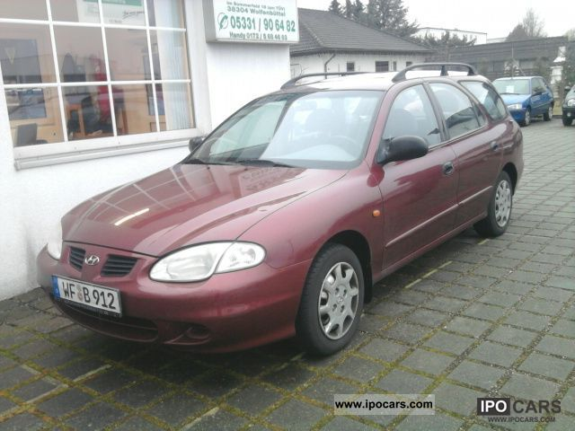 2001 Hyundai  Lantra GLS 1.6i Combi Estate Car Used vehicle photo