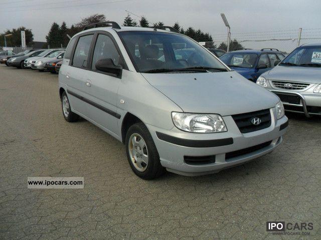 2003 Hyundai  Matrix 1.6 GLS Van / Minibus Used vehicle photo