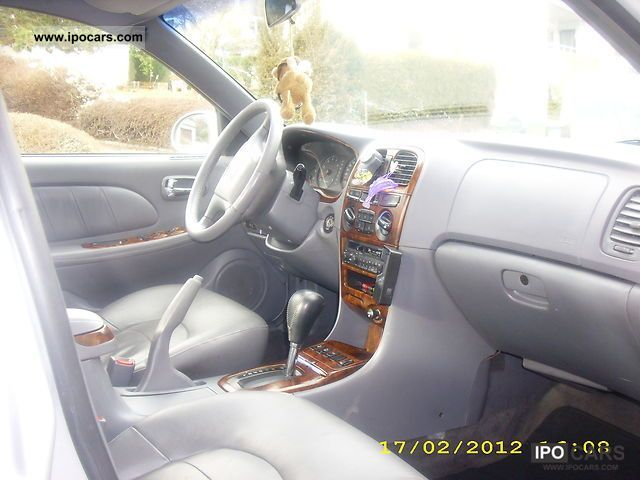 1999 Hyundai Sonata 25i V6 GLS Auto