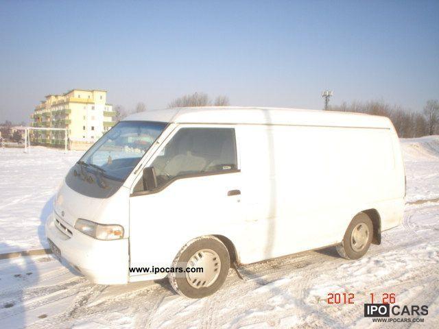1994 Hyundai  H 100 Van / Minibus Used vehicle photo