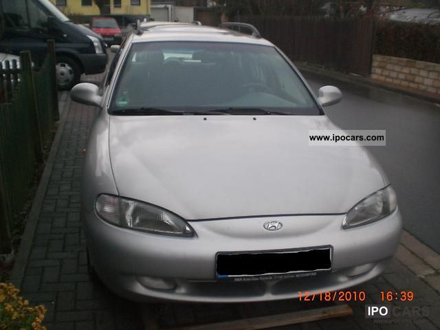 1998 Hyundai  Lantra GLS 2.0i Combi Estate Car Used vehicle photo
