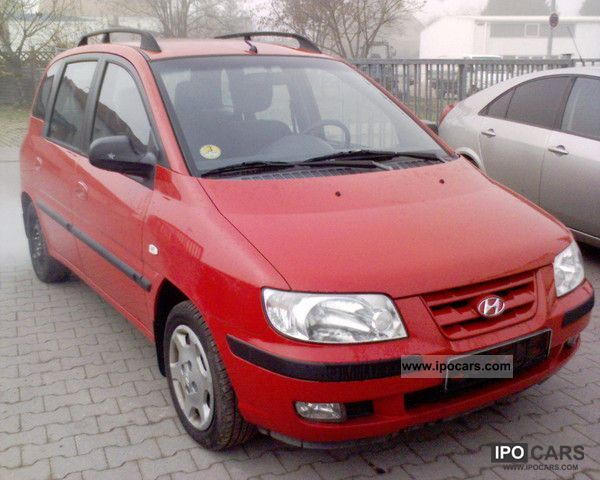 2002 Hyundai  Matrix 1.5 CRDi GLS Van / Minibus Used vehicle photo