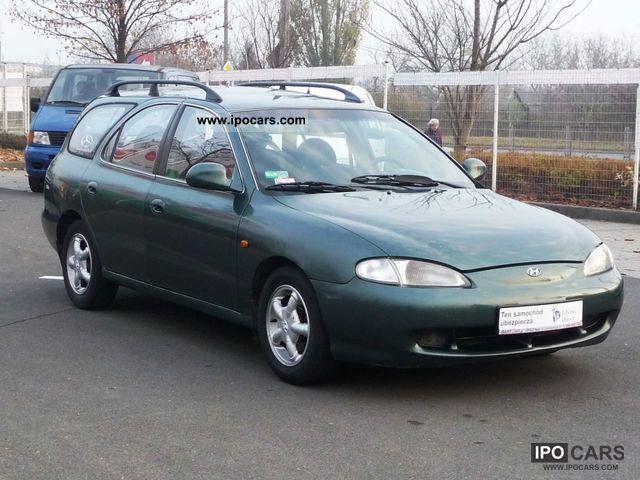 1997 Hyundai  Lantra AIR, SHOW POLSKA Estate Car Used vehicle photo