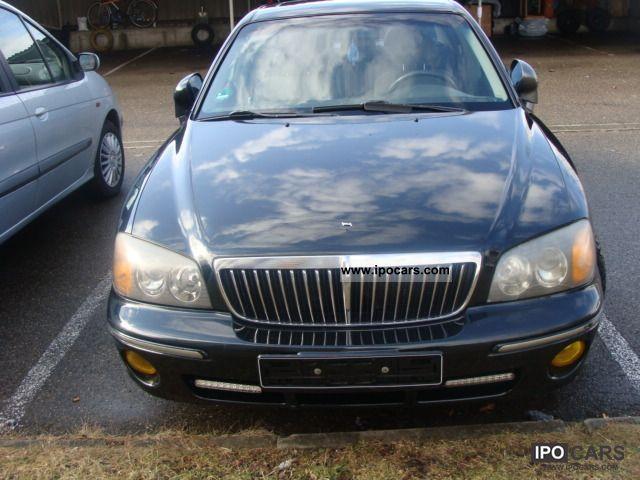 2000 Hyundai  XG 30 3.0 V6 Limousine Used vehicle photo