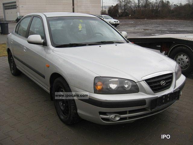 2004 Hyundai  Elantra 2.0 CRDi GLS Limousine Used vehicle photo