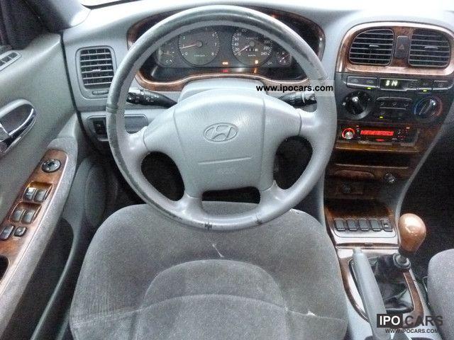 1999 Hyundai Sonata GLS Air Sunroof Winter Tires