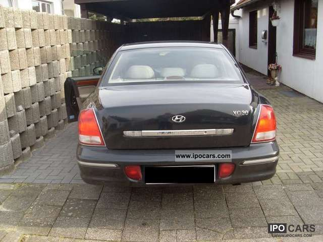1999 Hyundai  XG 30 3.0 V6 Limousine Used vehicle photo