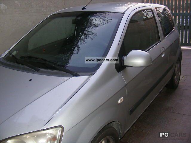 2003 Hyundai  Getz Small Car Used vehicle photo
