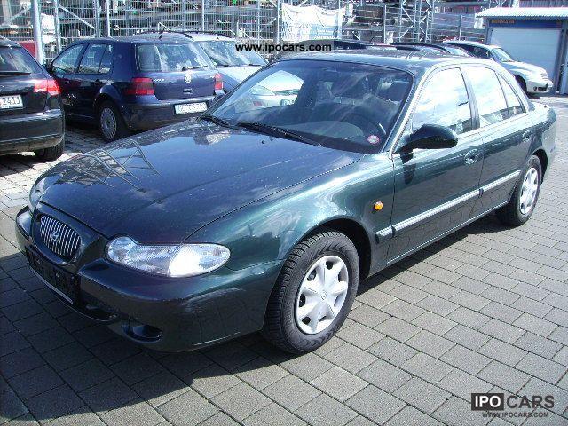 1997 Hyundai  Sonata GLS 2.0i 16V Klimaanlag 64000km original Limousine Used vehicle photo