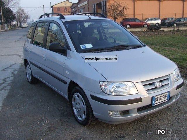 2002 Hyundai  Matrix 1.6 GL 16V Comfort Van / Minibus Used vehicle photo