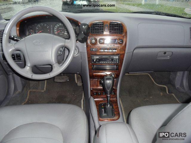 2000 Hyundai Sonata 25i V6 GLS Auto