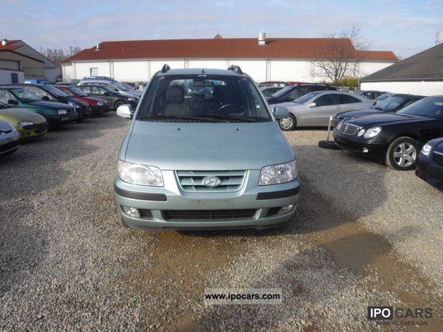 2004 Hyundai  Matrix 1.5 CRDi GLS Van / Minibus Used vehicle photo