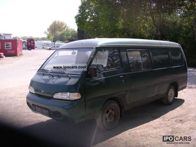 1995 Hyundai  H 100 long Van / Minibus Used vehicle photo