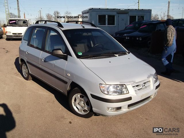 2001 Hyundai  Matrix 1.6 GLS AIR Van / Minibus Used vehicle photo