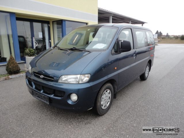 2000 Hyundai  Starex 2.5 TD Van / Minibus Used vehicle photo