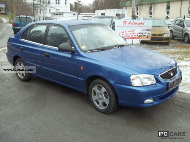 2002 hyundai accent crdi gls car photo and specs ipocars com