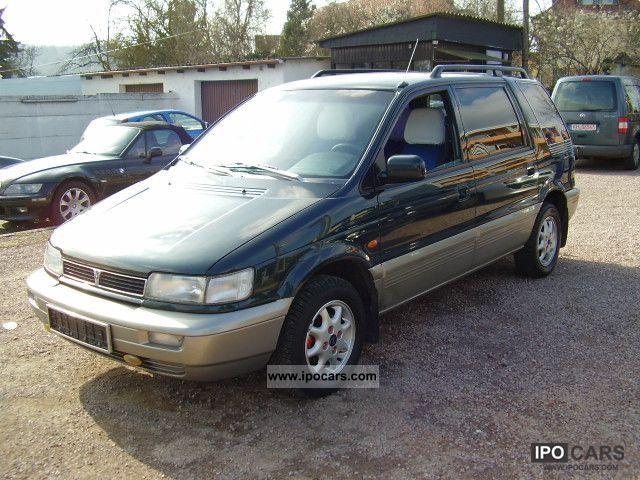 1999 Hyundai  2.0 Climate +7 seater Van / Minibus Used vehicle photo