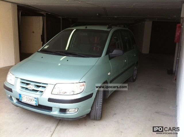 2002 Hyundai  TD Matrix 1.5 CRDi 12V GL Comfort Van / Minibus Used vehicle photo